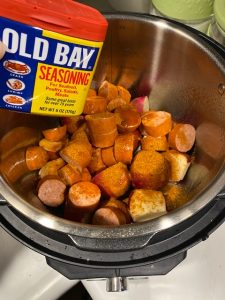 Old Bay Seasoning for Shrimp Boil