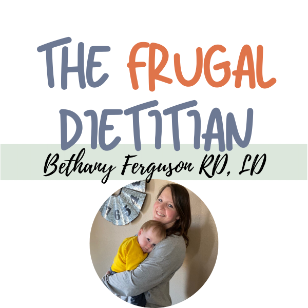 The Frugal Dietitian