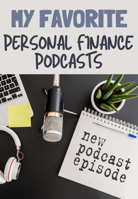 personal finance podcasts favorites