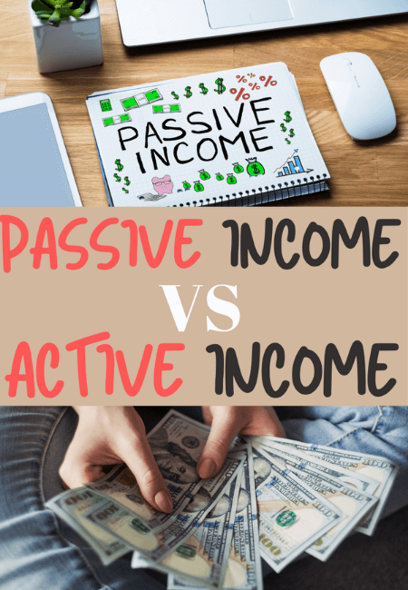 Passive Income vs. Active Income, which one will help me achieve Financial Independence faster?
